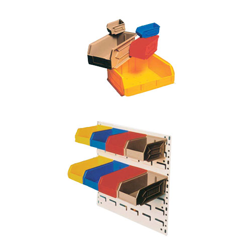 Storage Bins and Panels