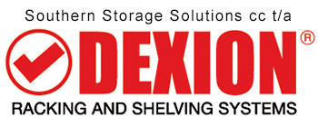 Dexion Racking and Shelving Retina Logo